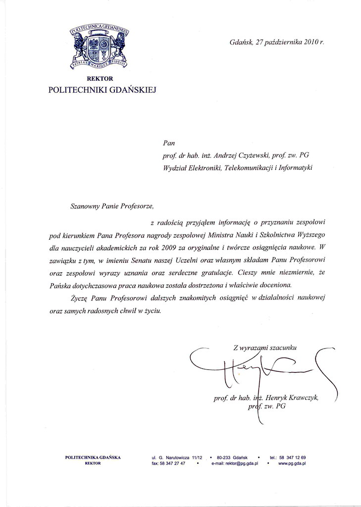 Congratulatory Letter On Promotion